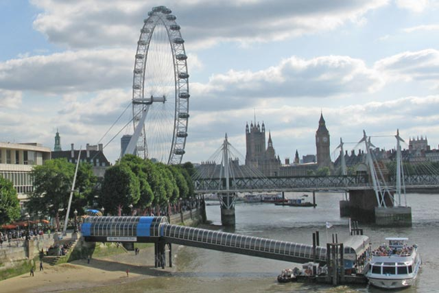 EDF London Eye: media campaign kicks off today