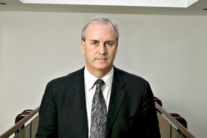 Hamish Pringle: IPA director general