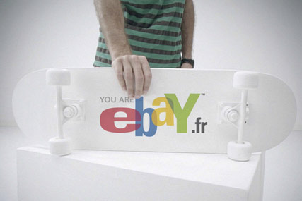 eBay: runner-up in campaign of the year category