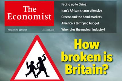 The Economist: achieves 1% rise in circulation