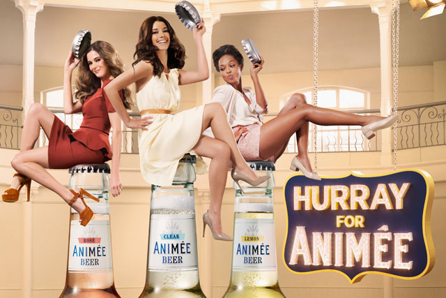 Animée: Molson Coors unveils campaign aimed at female beer-drinkers