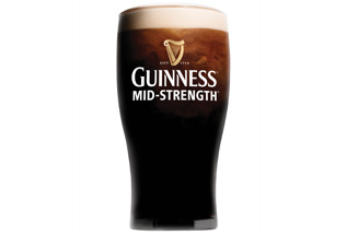 Guinness rolls out mid-strength version to Scottish drinkers
