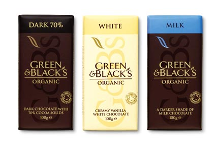 Green & Black's: ad campagin seeks chocolate taster