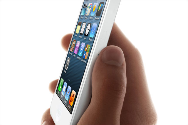Apple: unveils iPhone 5