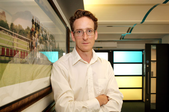 Charles Vallance: founding partner at VCCP