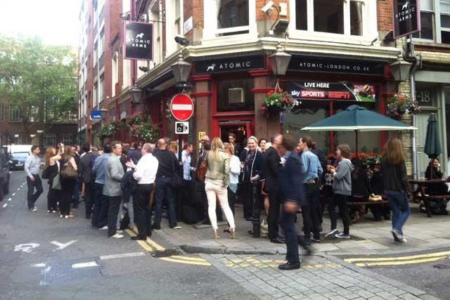 Diary: Adland's pub landlords