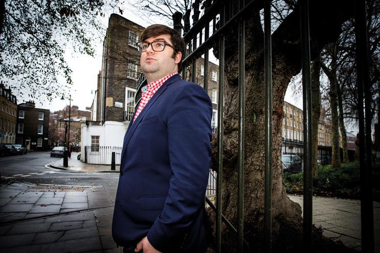 Ben McAvoy, director, WMP