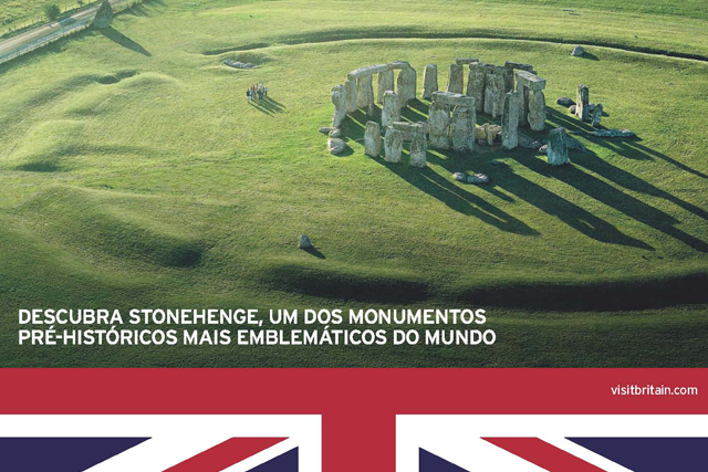 VisitBritain: launched its global £25m Great campaign earlier this month