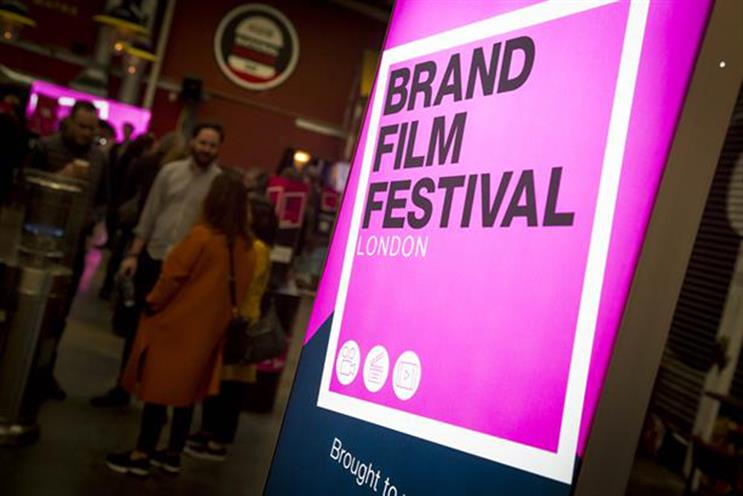 Brand Film Festival London: enter now to avoid late fees