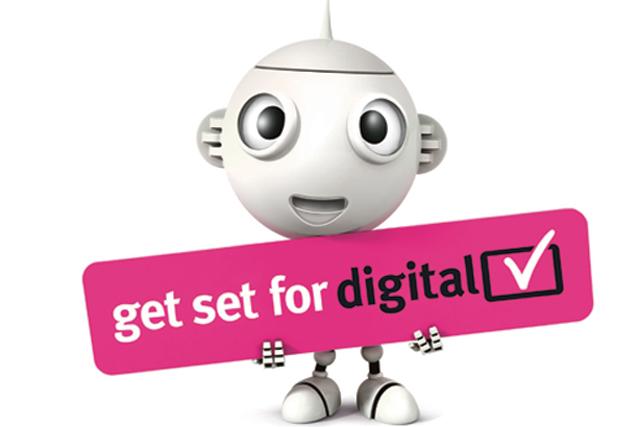 We'll call you: Digital UK
