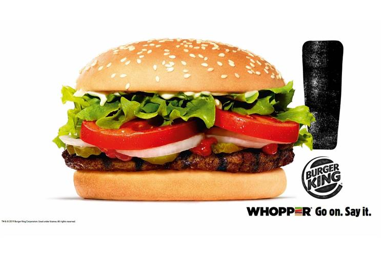 Burger King will serve only Whoppers tomorrow in bid to reignite consumer love