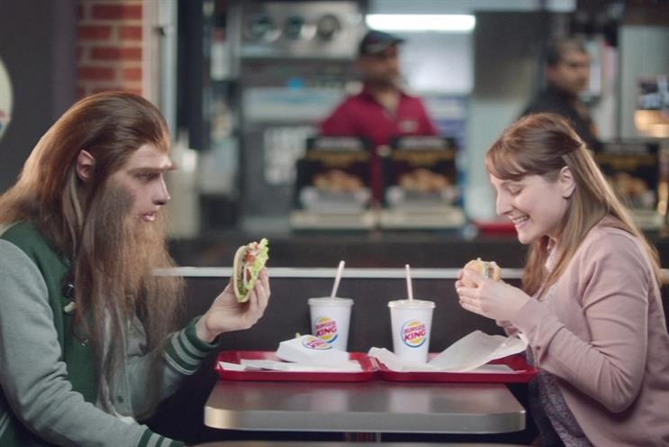 Burger King: founding client of DLKW Lowe's digital division