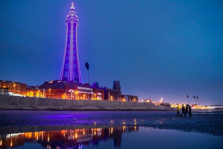 ONS: Blackpool Tower is taking part in the call to action