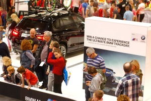 TRO's BMW stand