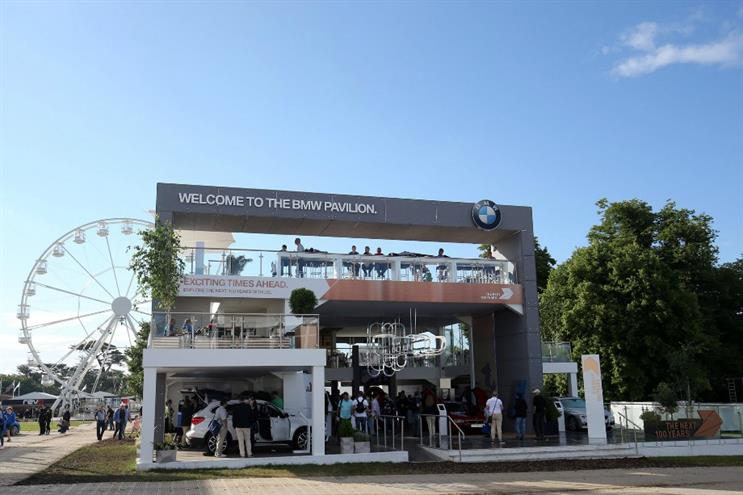 TRO appointed by BMW and Mini to activate at Goodwood Festival