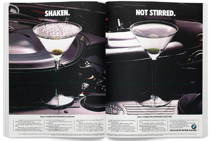 Best ads in 50 years: How BMW eschewed the motivational souffle