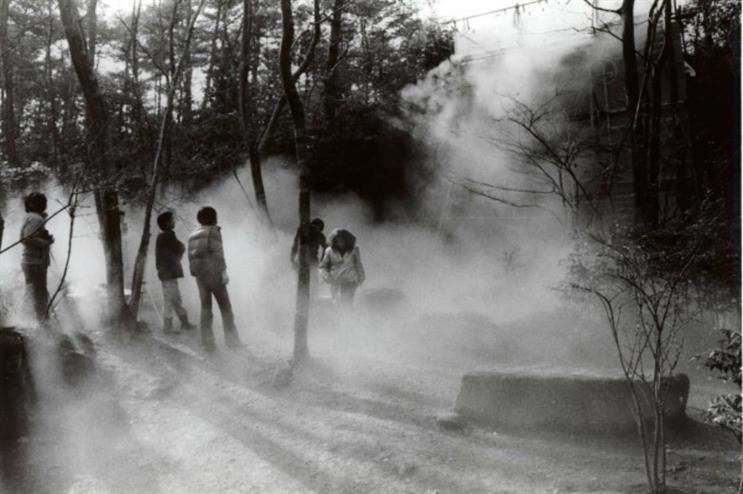 Fujiko Nakaya's Fogfalls: the artist will be part of the BMW Tate Live Exhibition