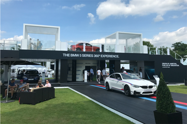 BMW creates immersive experience at PGA Championship 2017