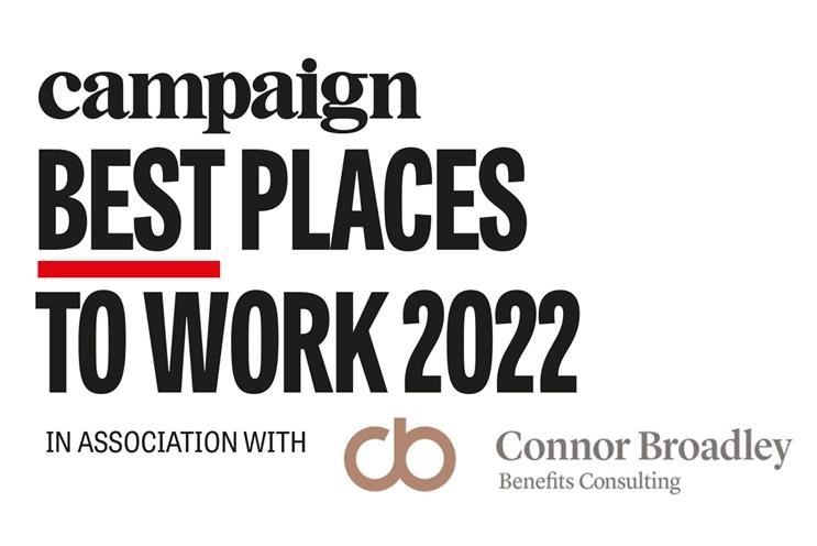 Campaign Best Places to Work: employee feedback is included in the assessment