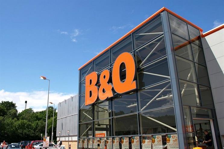B&Q to launch Open Garden pop-up in London