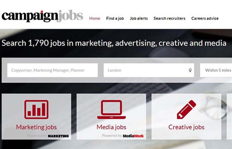 Brand Republic Jobs has merged with Campaign Jobs
