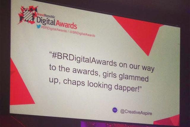 Brand Republic: the digital awards were held at Troxy in East London