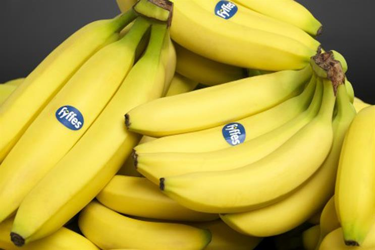Fyffes kicks off pitch for Euro creative brief