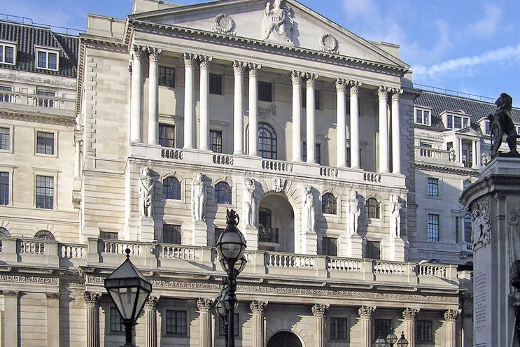 Agencies line up for Bank of England task