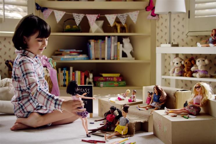 Barbie: Mattel brand