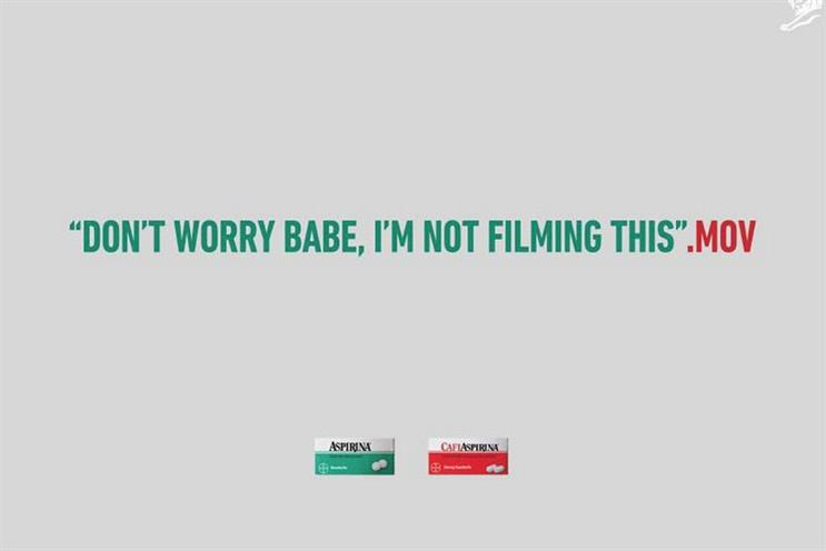 Twitter users accused this Cannes-winning ad of sexism