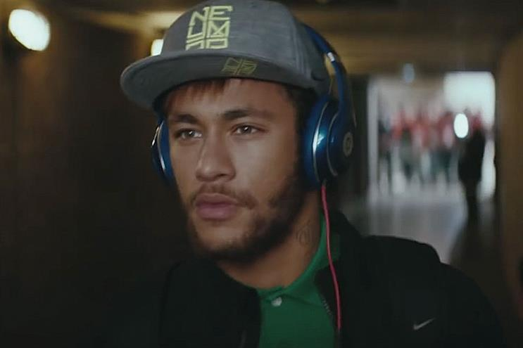 Beats and R/GA London: signed up big-name footballers for 'The game before the game' around the 2014 World Cup