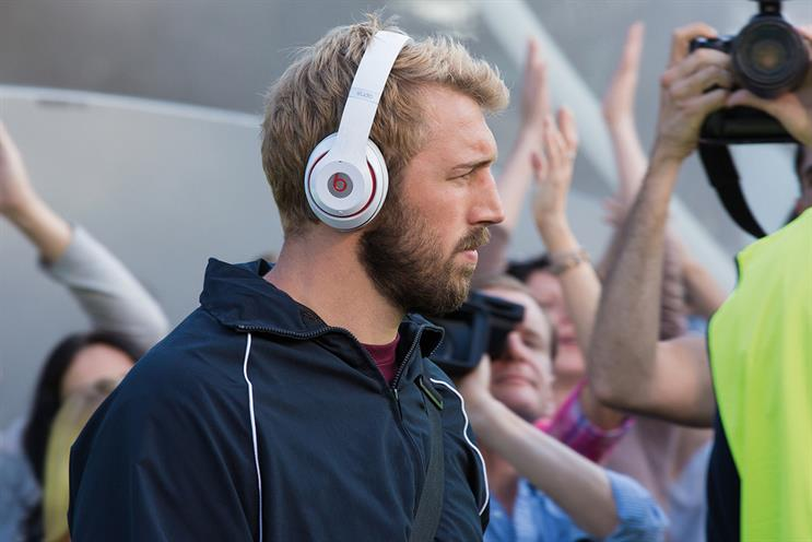Beats by Dre: R/GA London created campaigns around Fifa and Rugby World Cups