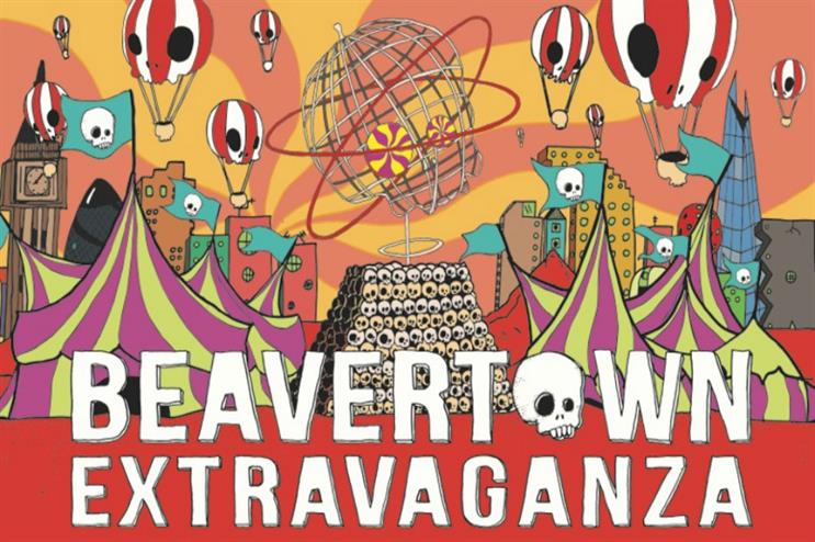 Beavertown: inaugural festival