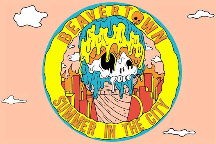 Beavertown: beer included in ticket price