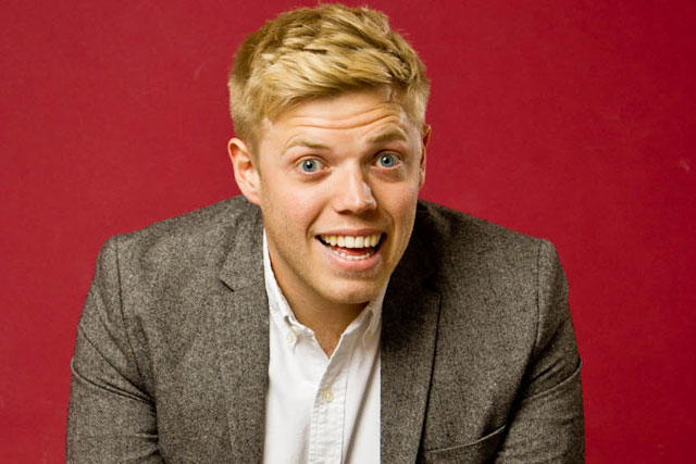 Rob Beckett: comedian will front Sunday edition of Absolute Radio's 'Rock N Roll Football'