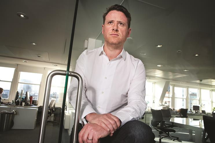 Dave Bedwood: plans to leave M&C Saatchi