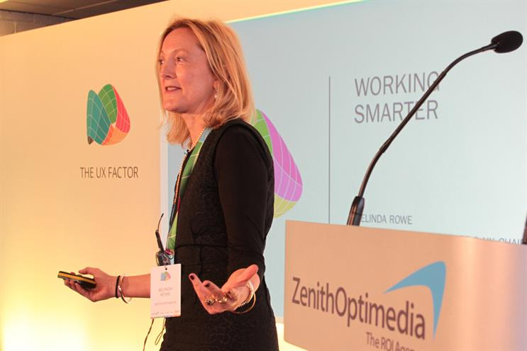 Rowe: developing a '365' concept of customer engagement at ZenithOptimedia