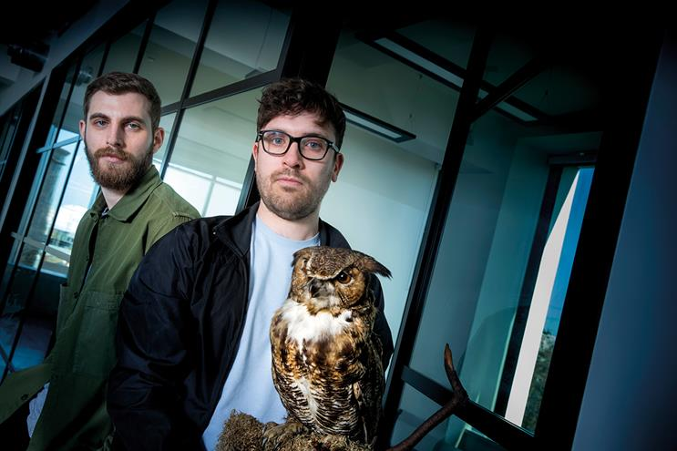 Aerial Awards radio ad winner: Virgin Trains 'Owls'