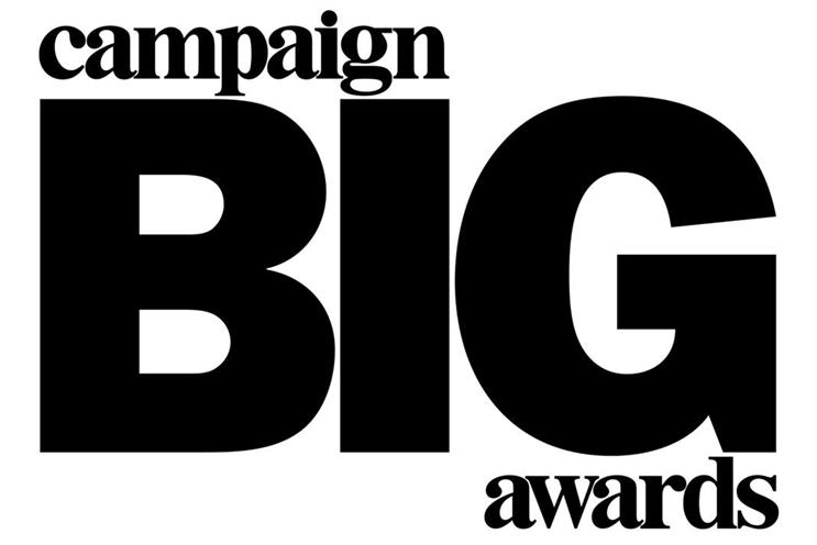 Campaign Big Awards: winners will be revealed in November