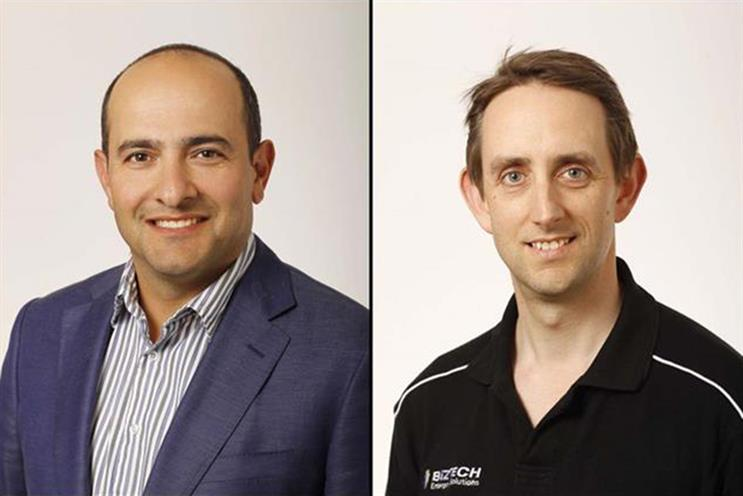 Biztech: Patishman and Goodman