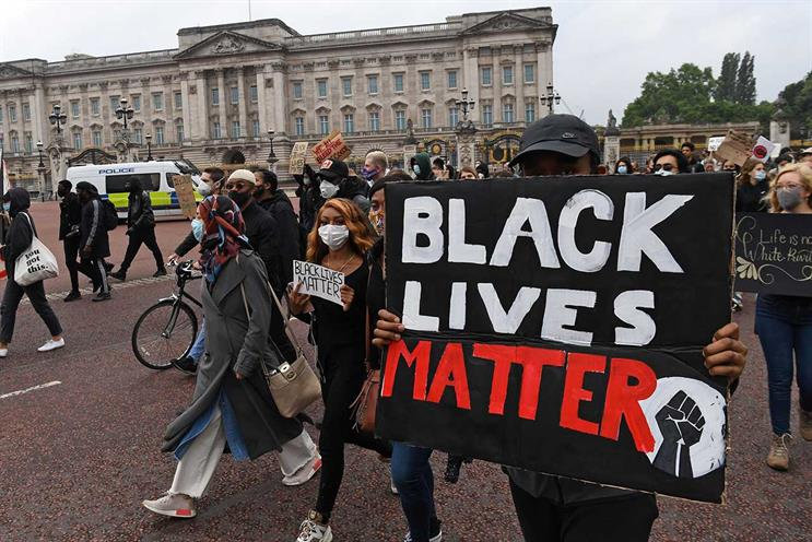 Black Lives Matter: protests in London (Getty Images)