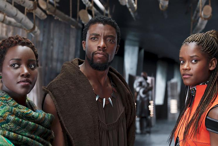 Black Panther: six out of 10 Brits like films and TV shows with diverse casts
