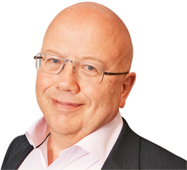 Chris Blackhurst: 'If I were a shareholder in Trinity Mirror, the parent, I'd be more than a little nervous'