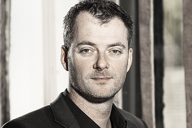 Mark Blaylock: creative director at Monk