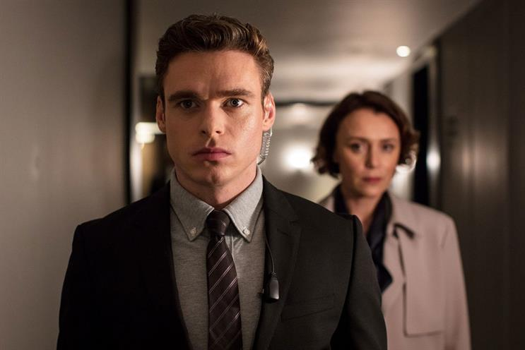 The Bodyguard: report says traditional TV needs more popular shows (credit: BBC)