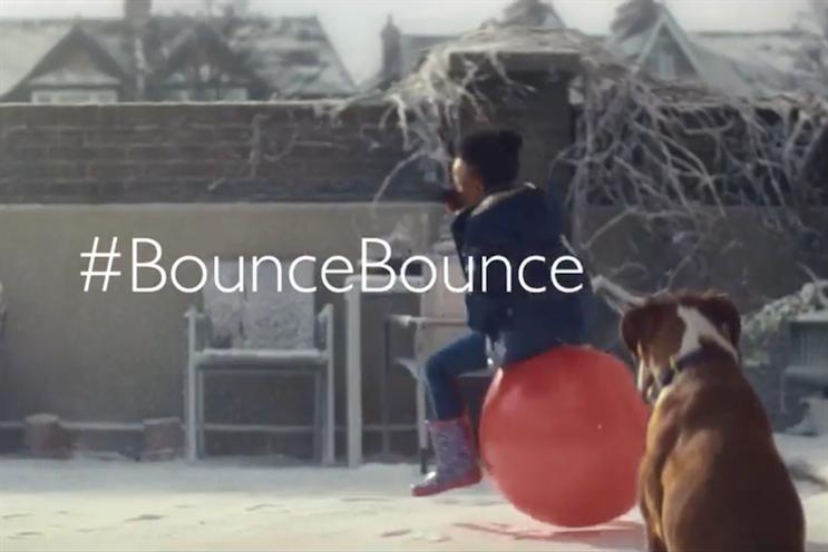 Third #BounceBounce video strengthens John Lewis Christmas speculation