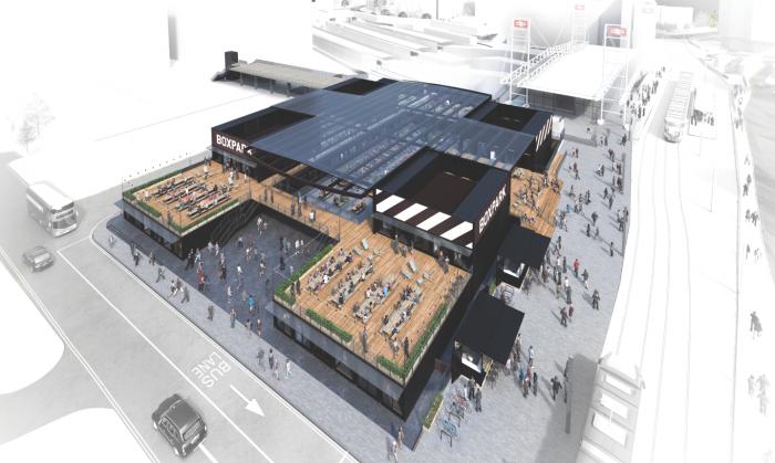 Boxpark Croydon: new venue