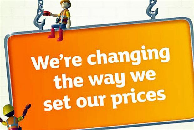 Sainsbury's: reports 2.7% sales dip