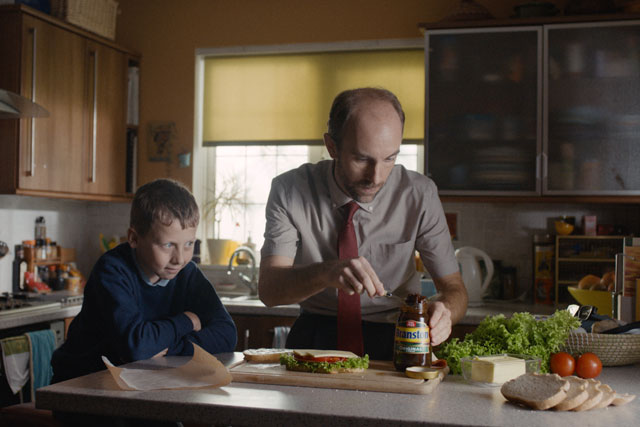 "Branston Pickle: the ""hapless dad"" is one stereotype that could be set to disappear from advertising"