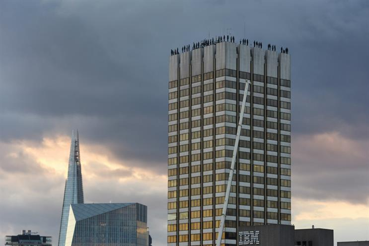 Project 84: The ITV Tower